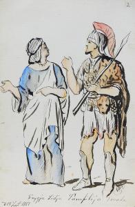 Frygia Lidja Pamfilija Trvada, 1881 r.