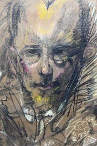 Portret doktora Zdzisława Skibińskiego, 1926 r.
