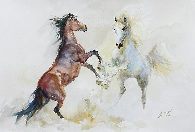 Tańczące konie