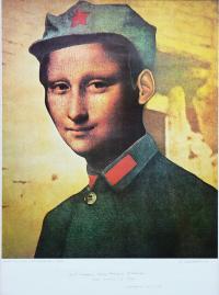 Mona-tse-tung, 1976 r.