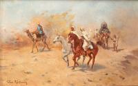 Przez pustynię