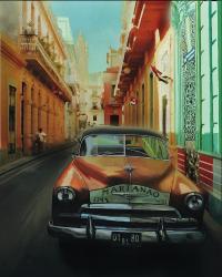 Popołudniu w Hawanie, 2014