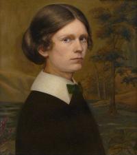 Portret kobiety, 1902 r.