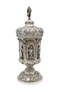 Puchar z przykrywą, Wiedeń, 1852 r.
