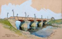 Most podgórski, 1937 r.