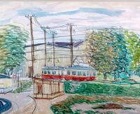 Tramwaj, 1951 r.