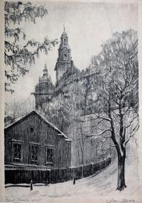 Spod Wawelu, 1939 r.