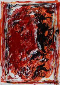 Autoportret, 2001 r.