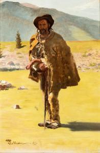 Góral (Hucuł), 1884 r.
