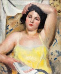 Modelka, lata 1926-1927