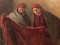 Dwie kobiety, 1896 r.