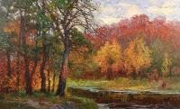 Jesień nad rzeką