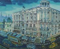 Krakowskie Przedmieście, 2004 r.