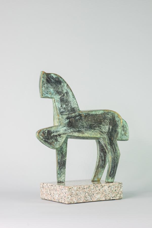 Koń Kubistyczny