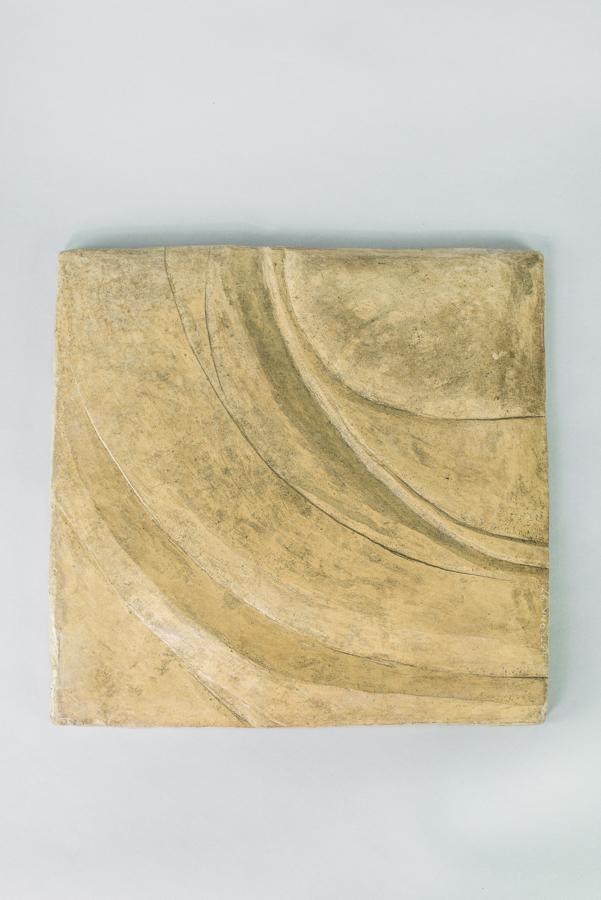 Płaskorzeźba ceramiczna, 1997