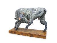 Figura młodego byka