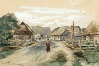 Czekiszki, 1882 r.