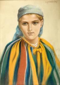 Portret Zosi
