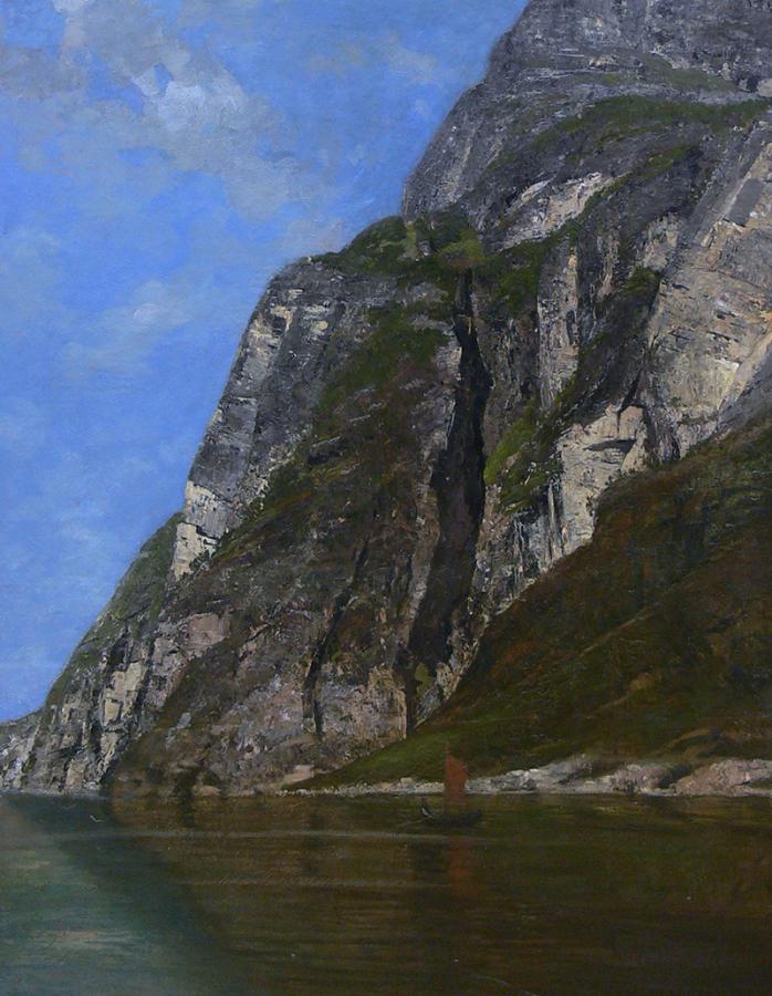 Fiord, 1880 r.