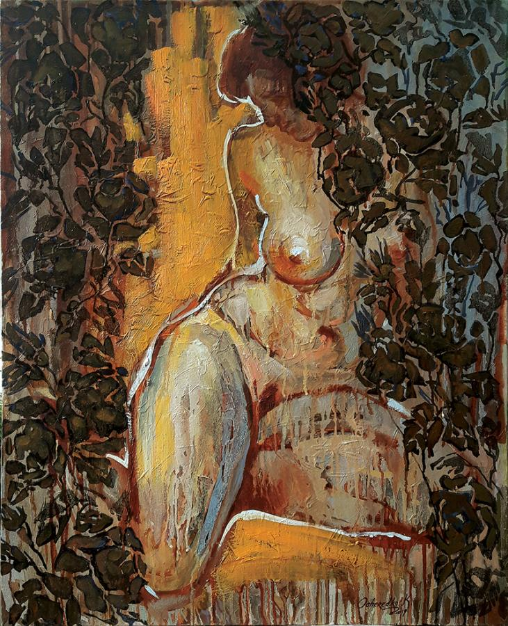 Nude, « Voile »