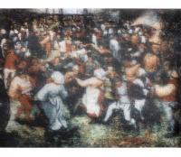 Pieter Bruegel - Taniec wiejski, 2017