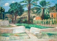 Pejzaż z Ibizy, 1935