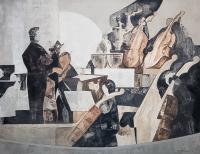 Koncert skrzypcowy V, 1991