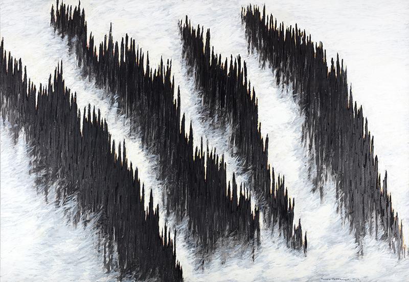 Bez tytułu (Wzgórza), 1997