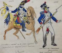 Grenadierzy gwardii napoleońskiej