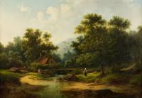 Nad rzeką, 1859 r.