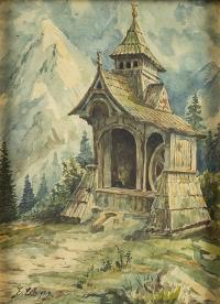 Studnia w Tatrach, 1919 r.