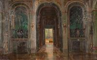 Sala pałacowa, 1930 r.