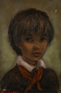 Portret chłopczyka