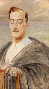 Portret mężczyzny, 1914 r.