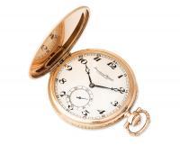 Zegarek kieszonkowy, IWC Schaffhausen Szwajcaria, pocz. XX w.