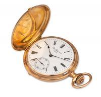 Zegarek kieszonkowy, Patek Philippe & Co Szwajcaria (Genewa), 2 poł. XIX w.