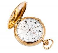 Zegarek kieszonkowy Longines, Szwajcaria, pocz. XX w.