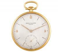 Zegarek kieszonkowy, Patek Philippe & Co Szwajcaria (Genewa), poł. XX w.