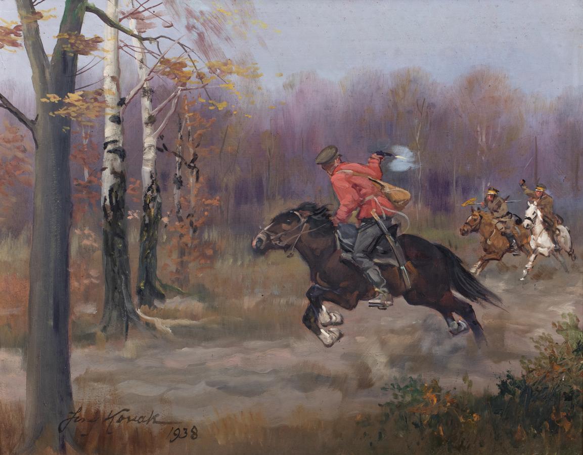 Pogoń, 1938 r.