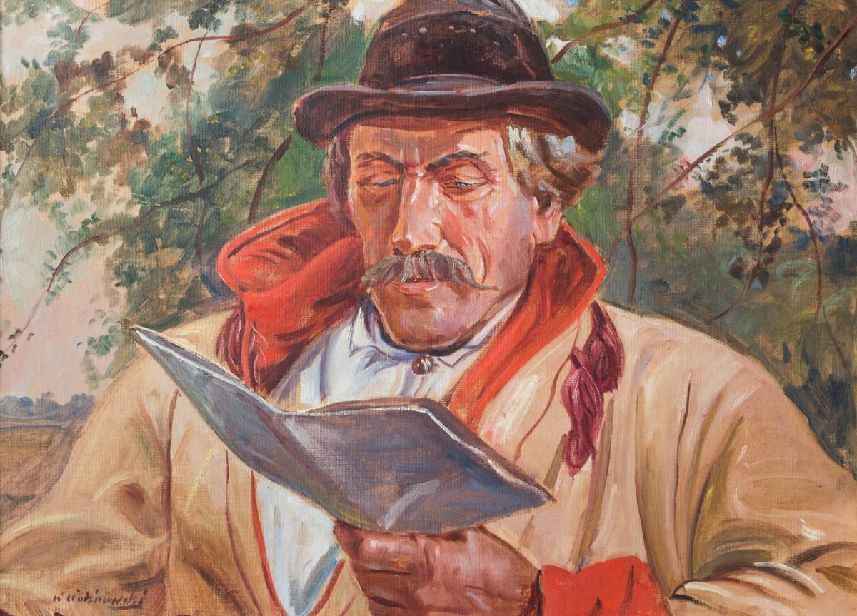 Błażej Czepiec z Bronowic, przed 1927 r.