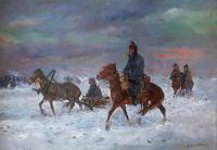 Odwrót Napoleona spod Moskwy