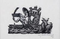 Syrena z cyklu: Cyprian Norwid – Trzy miłości, 1947 r.