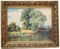 Drzewa nad wodą