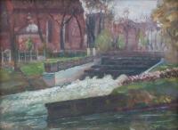 Bydgoszcz - Nad Młyńską, przed 1936 r.
