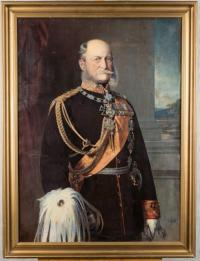 Portret Wilhelma, 1875 r.