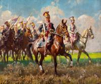 Ułani Księstwa Warszawskiego