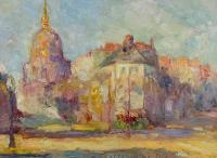 Kościół Inwalidów w Paryżu, 1914 r.