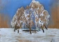Zima w Bystrej