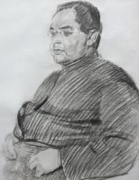 Portret jezuity