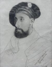 Portret mężczyzny, 1882 r.